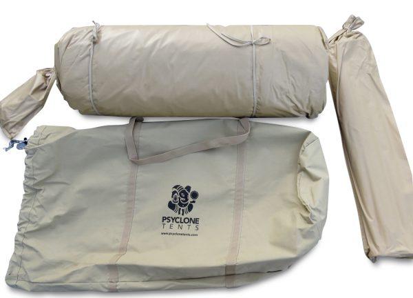 Psyclone Tents - bag set