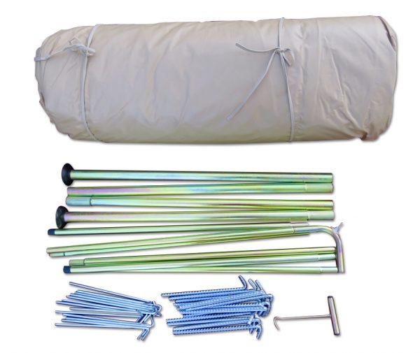 Psyclone Tents - complete set
