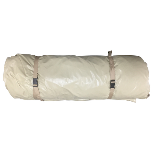 Psyclone tent bag with straps