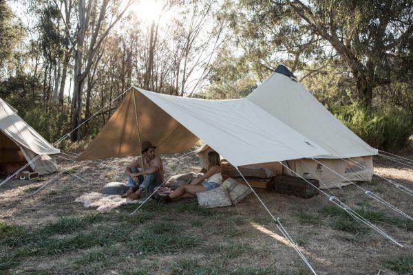 Psyclone Tents Canopy