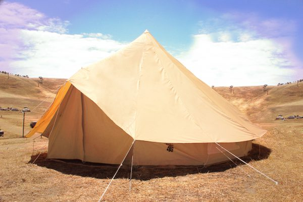 Psyclone Tents tent cover